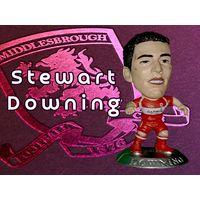 Stewart Downing MIDDLESBROUGH 5 см Фигурка футболиста MC11767