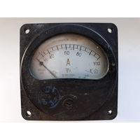 Амперметр СССР Э8021 1983г