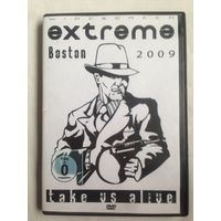 РАСПРОДАЖА DVD! EXTREME - TAKE US ALIVE