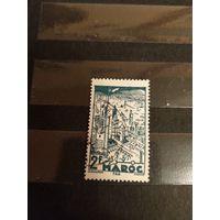 1939 Французская колония Марокко архитектура (4-14)