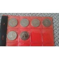 20 центов Австралия (6 монет) ЛУЧШАЯ ЦЕНА!