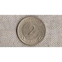 Югославия 2 динара 1970/ФАО/(NS)