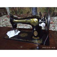 Антикварная швейная машина = SINGER =