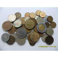 45 монет - лот 14