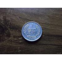 Китай 1 фынь 1959