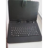 Чехол с клавиатурой для планшета на 8 дюймов