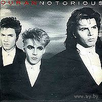 "Пластинка-винил Duran Duran - ""Notorious"" (1988, Балкантон, Болгария)"