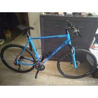 Велосипед CUBE Nature Pro CLS Рама 62 (на 188 - 2.50)))