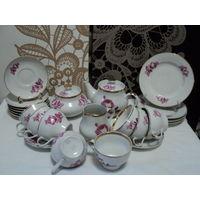 Чайный сервиз Барановка 1970-91гг(23 предмета).лот 8