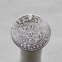 6 грошей 1664 Ян II Казимир Ваза