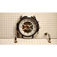 Часы крупные с автоподзаводом скелетоны корпус сталь??? За вашу цену!!
