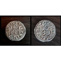 Шиллинг 1575г (вольный город Рига)