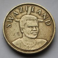 Свазиленд, 1 лилангени 2005 г