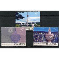 Малайзия. Телевизионная вышка