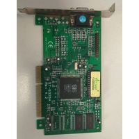 Видеокарта Acorp ST-6326A REV 4.2 6326 AGP 8MB