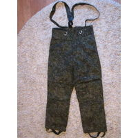 Новые ватние штаны камуфляж, 50 размер
