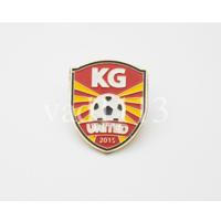 Футбол значок КГ Юнайтед Бишкек Киргизстан