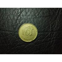 10 марок 1953
