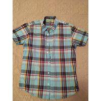Клетчатая рубашка (фирма ТВОЕ) р.44-46