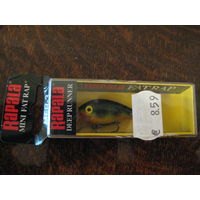 Воблер RAPALA Mini Fat Rap