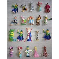 Игрушки - киндеры на 8 фото
