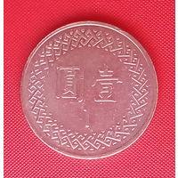 63-37 Тайвань, 1 юань 2006 г.