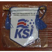 Вымпел Федерация футбола Исландии
