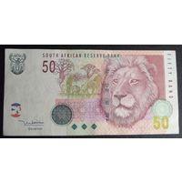 ЮАР. 50 рандов 2005-2010 XF+