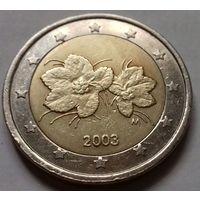 2 евро, Финляндия 2003 г.