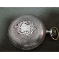 Часы карманные,серебряные Париж 1889 г.