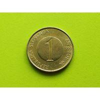 Словения. 1 толар 1999.
