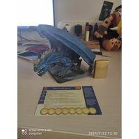 Dungeon Dragons ICONS Gargantuan Blue Dragon