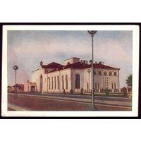 1958 год Новгород Вокзал