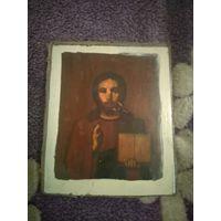 Икона Спасителя.19 Век.