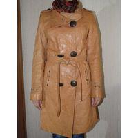 Пальто, натур.кожа