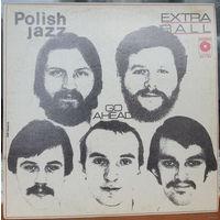 LP Extra Ball - Go Ahead (1979) Contemporary Jazz