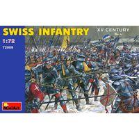 Швейцарская пехота XV в. Mini Art 1/72