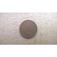 Польша 2 гроша, 1936г. (D-4-1)