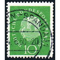 109: Германия (Западный Берлин), почтовая марка, 1959 год