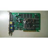 Видеокарта AGP 16x GeForce FX5500 128Mb.