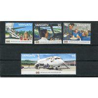 Вануату. 10 лет авиакомпании Air Vanuatu