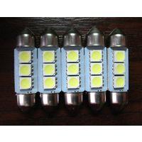 Лампочки светодиодные АВТО