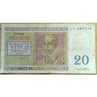 20 франков 1956г