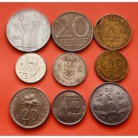 9 монеток - 9 стран. #04