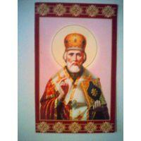 Иконка православная-Николай Угодник