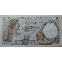 100 франков 1940 г. Р94