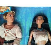 Набор, Покахонтас и Джон Смит, Pocahontas and John Smith Spirit of Love