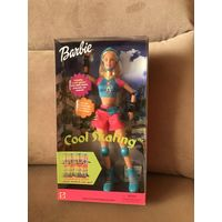 Кукла Барби Barbie cool skating 1999 год