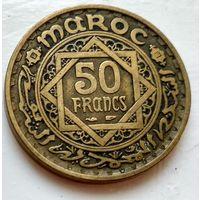 Марокко 50 франков, 1952 (1371) 1-9-17