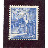 Тунис. Сиди Бу Саид - город в северном Тунисе